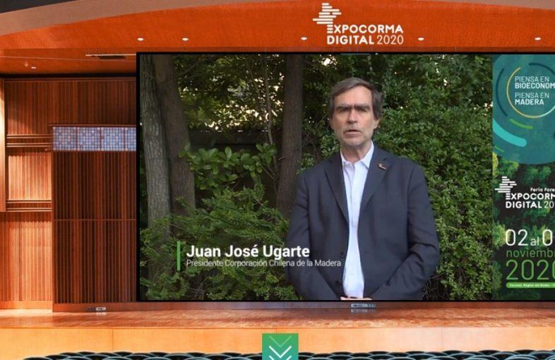 Presidente Corma Juan José Ugarte