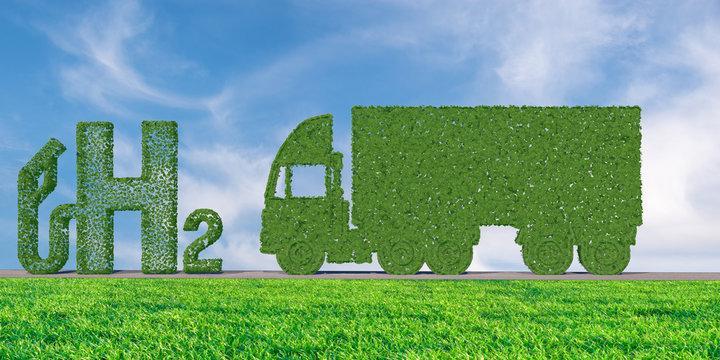 Camión Hidrógeno Verde 4