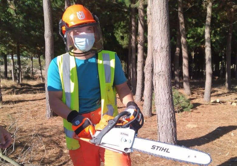 Futuros técnicos forestales 3
