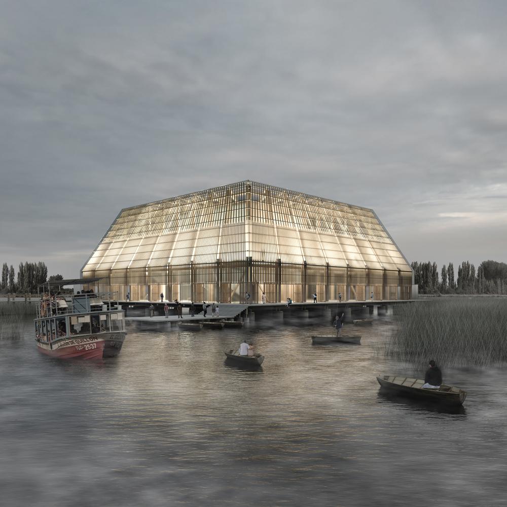 Ganador Arquitectura 2020-Universidad San Sebastian