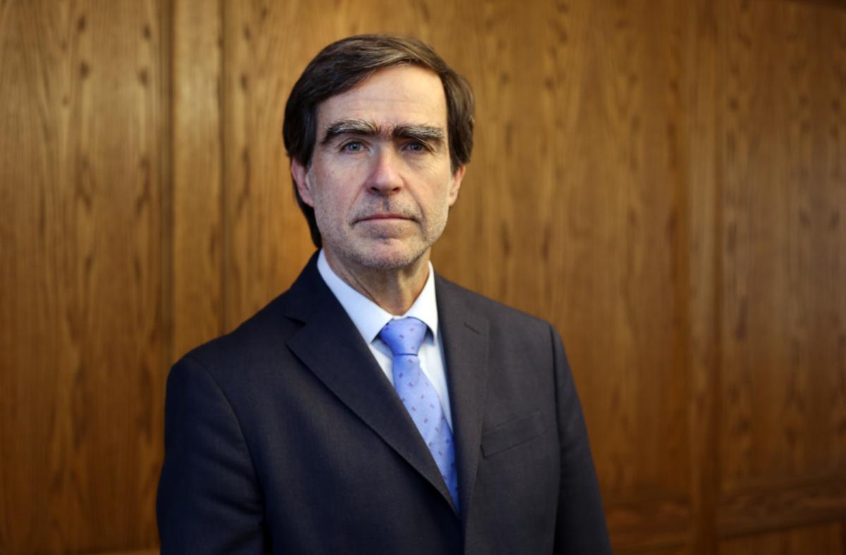 Juan José Ugarte Presidente CORMA